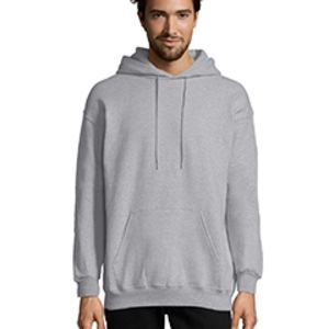 9.7 oz. Hoodie Ultimate Cotton® 90/10 Hanes Thumbnail